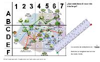 Sistemas de referencia (Posiciones relativas, Escalas, Coordenadas,Planos, Acertijos y problemas