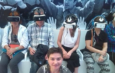 Realidad Virtual en 3D al alcance de tod*s